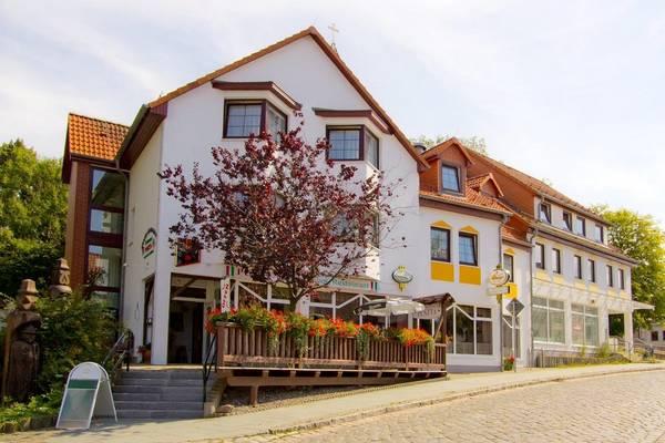 Hotel Am Markt - Aussenansicht