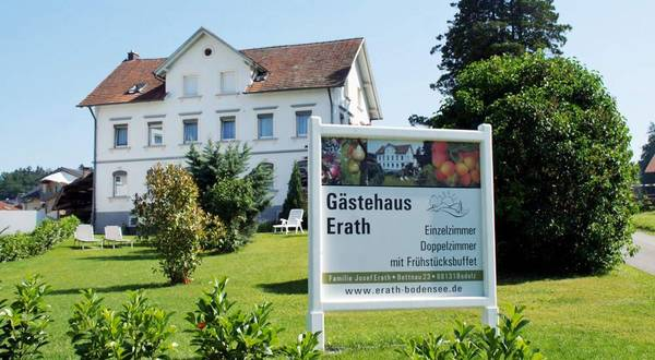 Gästehaus Erath - Outside