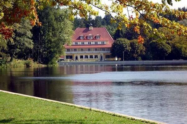 Hotel Waldsee - buitenkant