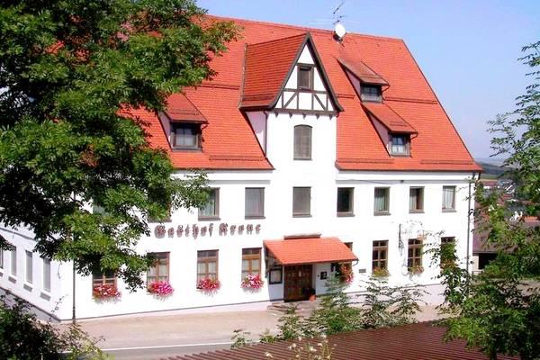Hotel Gasthof Krone -Geburtshaus von Robert Bosch- - Outside