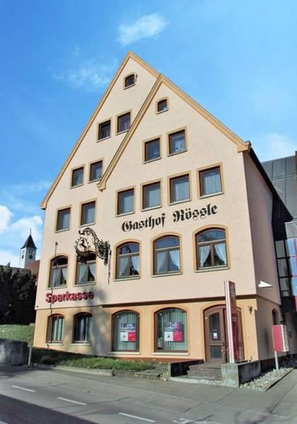 Hotel-Gasthof Rössle - Outside