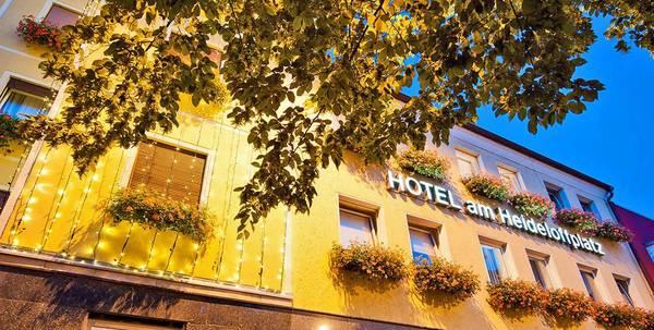 Hotel am Heideloffplatz