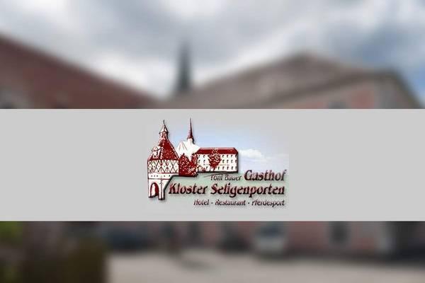 Hotel Gasthof Kloster Seligenporten - logo