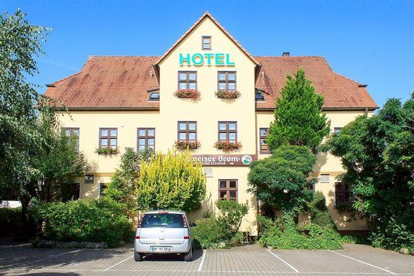 Hotel-Gasthof Schweizer Grom - Aussenansicht