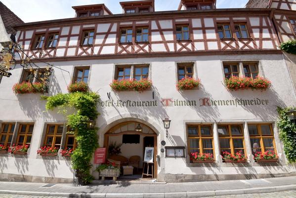 Hotel Tilman Riemenschneider - Aussenansicht