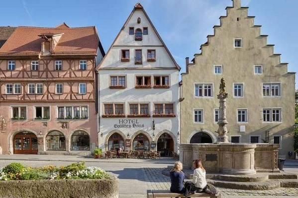Historik Hotel Gotisches Haus Garni - Widok