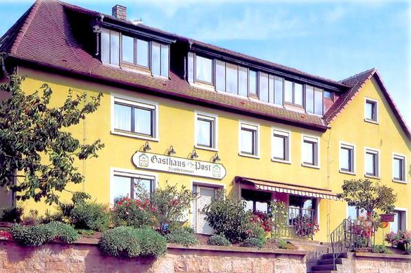 Gasthaus Zur Post - Vu d'extérieur