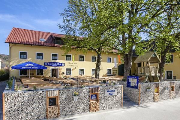 Gasthof Ehrl - pogled od zunaj
