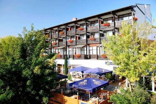 AktiVital Hotel - Aussenansicht