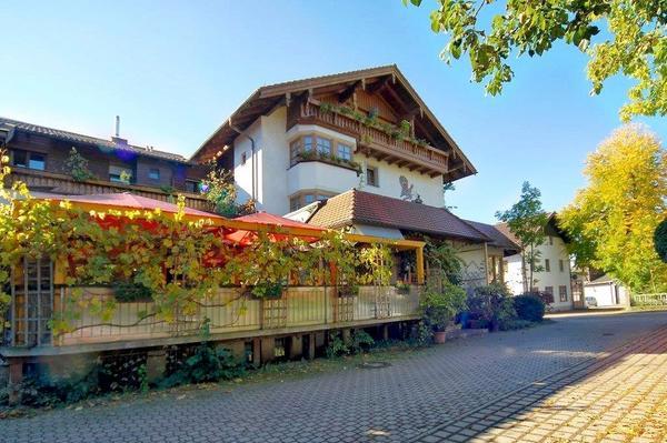 Hotel Landgasthof Zum Schildhauer - buitenkant