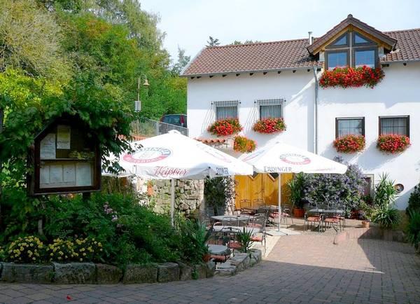 Landgasthof Pension Zur schönen Aussicht Nichtraucherhaus - Widok