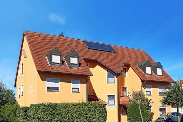 Ferienwohnungen Schlund Gästehaus Zum Angersee - Vista al exterior