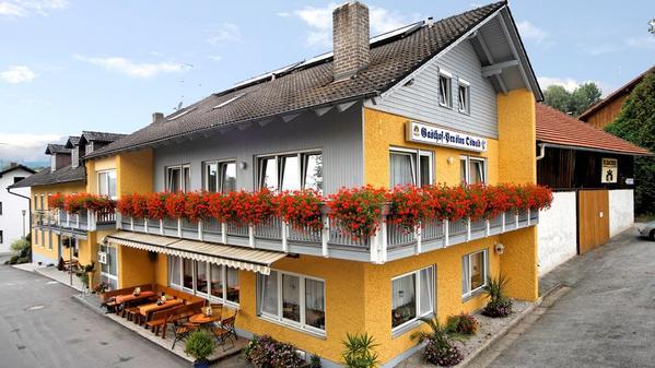 Gasthof-Pension Oswald - pogled od zunaj