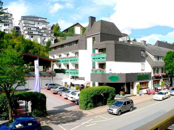 Hotel Central - Vu d'extérieur