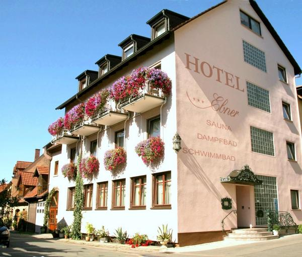 Hotel Ebner - Outside