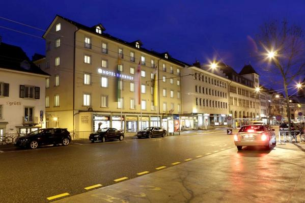 Best Western Plus Hotel Bahnhof - Outside