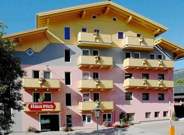 Pension Haus Pilch - Vista externa