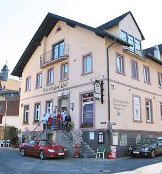 Landgasthof Wiesthaler Hof - Vu d'extérieur