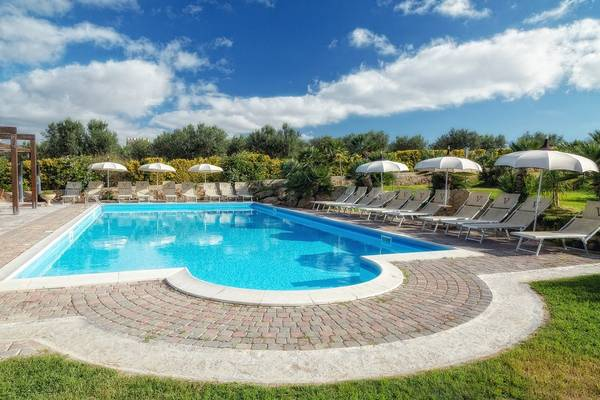 Agriturismo Vultaggio Misiliscemi - Schwimmbad/Pool