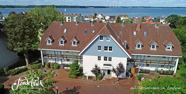 Appartement-Anlage Fördeblick - buitenkant
