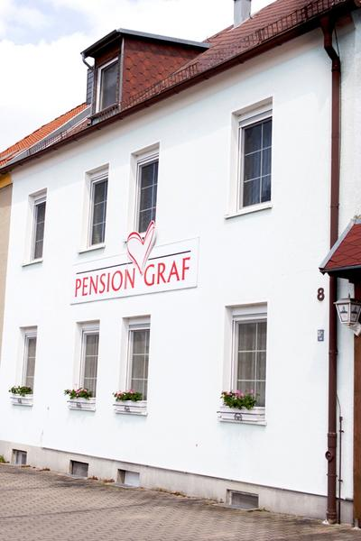 Pension Graf - Aussenansicht