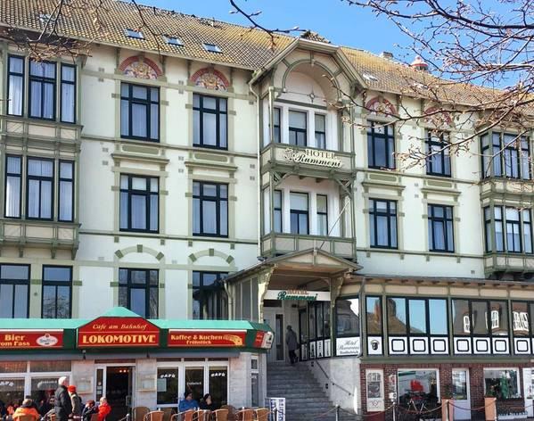 Hotel Rummeni - pogled od zunaj