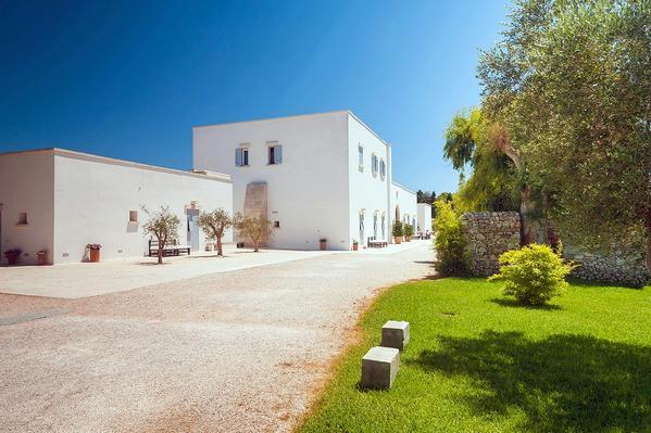 Hotel Masseria Montelauro - Widok