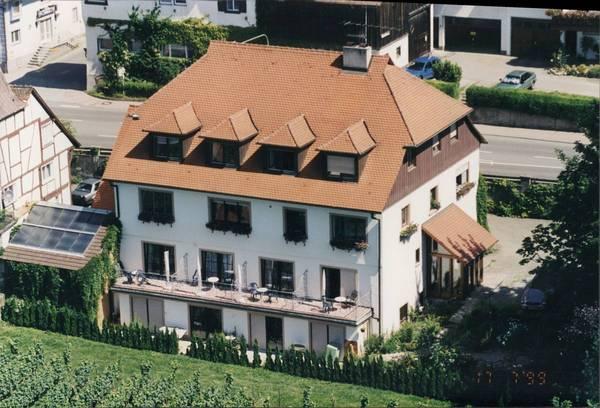 Pension Gästehaus Ainser