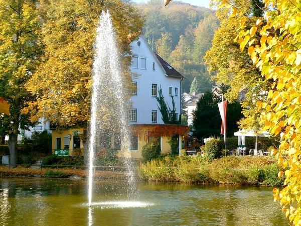 Parkhotel Am Schwanenteich - Aussenansicht