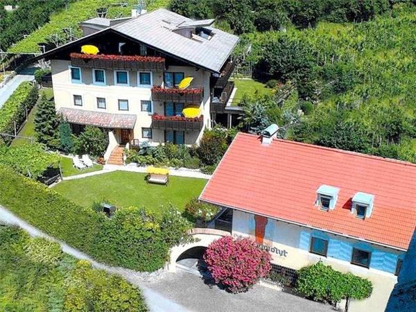 Appartementhaus St. Hippolyt - Aussenansicht