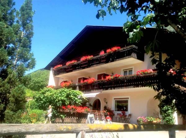 Hotel Vetzanerhof - Vu d'extérieur