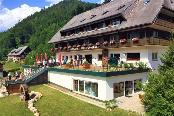 Landguthotel Großbach - Vu d'extérieur