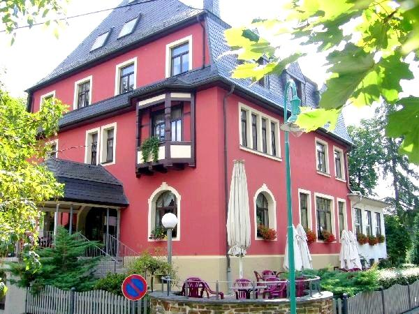 Hotel Café Friedrich - Outside