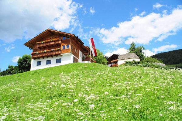 Ferienwohnungen Bauernhof Putzerhof - Aussenansicht