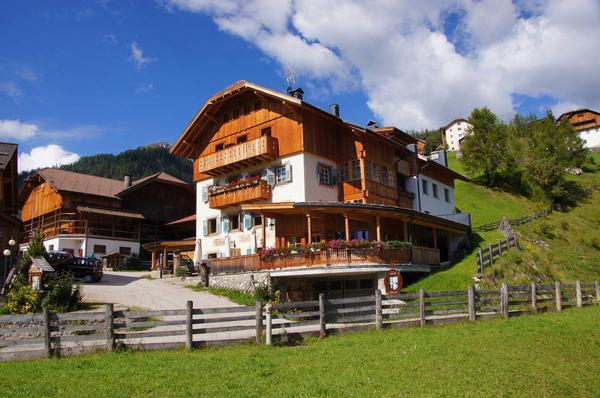 Tlisörahof Speckstube, Urlaub auf dem Bauernhof - pogled od zunaj
