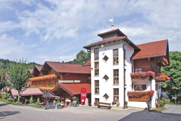 Hotel Mariandl Singender Wirt - buitenkant