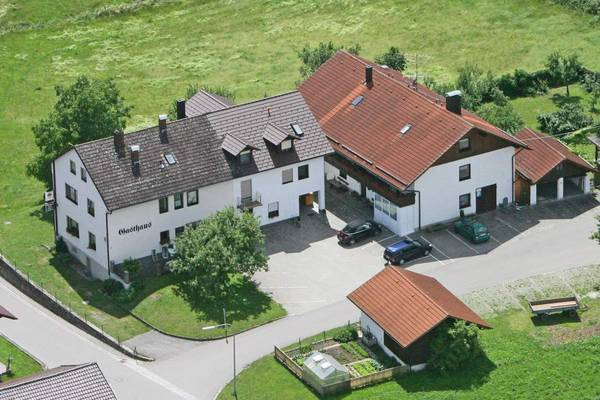 Gasthaus-Pension Hilmer - Vista al exterior