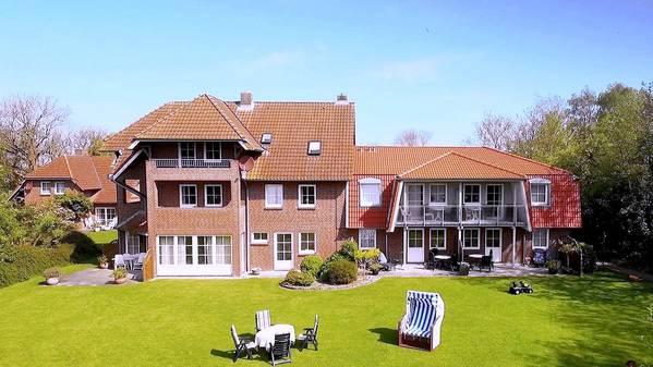 Fewos Landhaus Voss - Aussenansicht