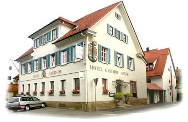 Hotel Anker - Gli esterni