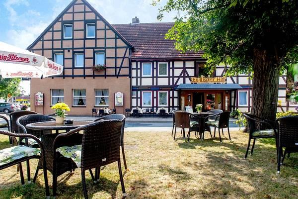 Hotel Englischer Hof - Exteriör