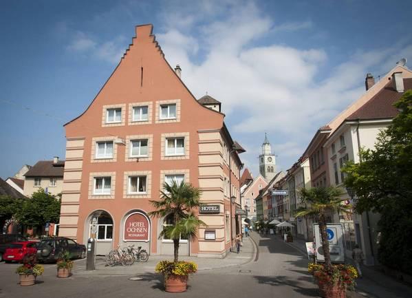 Hotel Ochsen - Aussenansicht