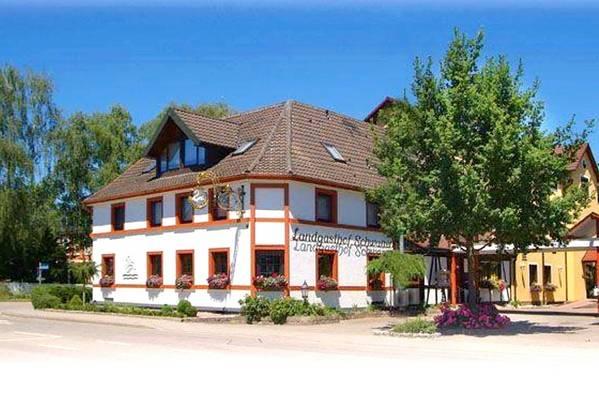 Hotel Landgasthof Schwanen - Vu d'extérieur