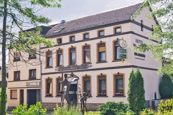 Hotel-Restaurant Rhein-Ahr - Vista externa