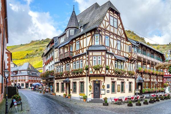 Hotel Altkölnischer Hof - Outside