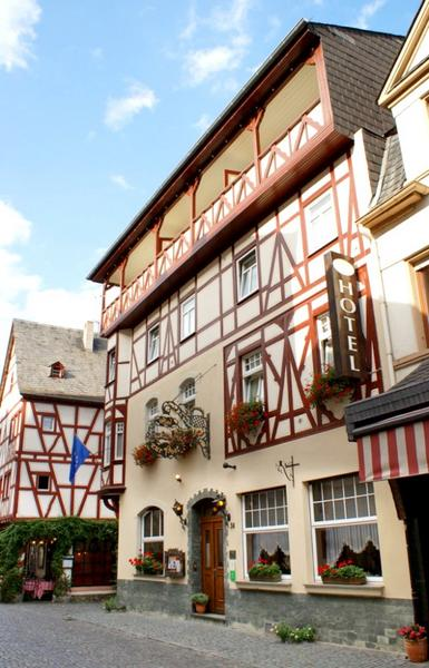 Hotel Garni zur Post Welterbe-Gastgeber - Outside