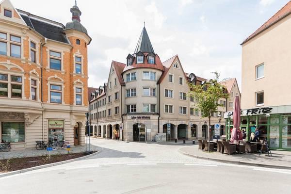 VCH Luther-Hotel Wittenberg - Aussenansicht