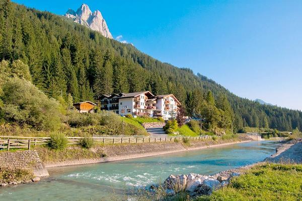 Hotel Terme Antico Bagno - Aussenansicht