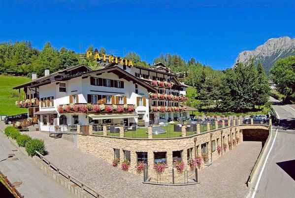 Hotel Patrizia - Outside