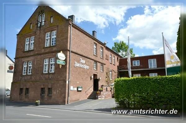 Hotel Zum Amtsrichter - Outside