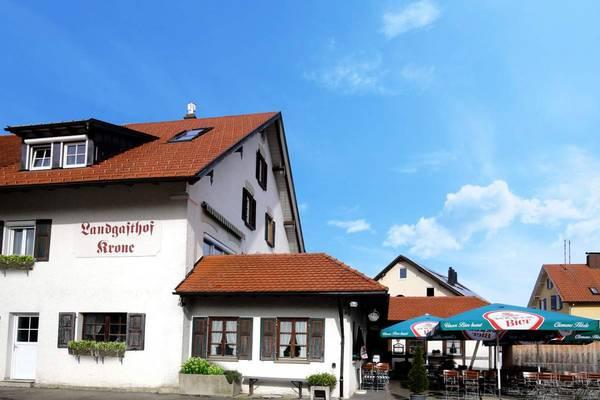 Landgasthof Krone - Vu d'extérieur